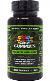 CBD Gummies Dosage for Sleep