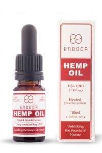 Endoca hemp oil
