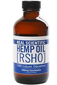 Hemp Oil RSHO