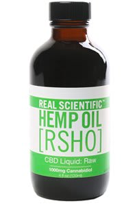 Real Hemp Oil Liquid