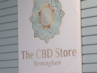 CBD Store in Birmingham
