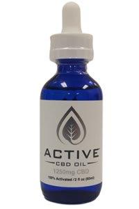 CBD oil Active