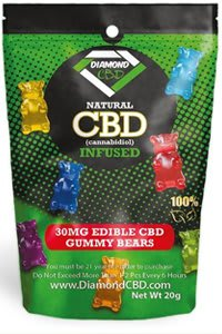 Diamond CBD Gummies