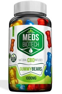 Meds Biotech Cummy Bears
