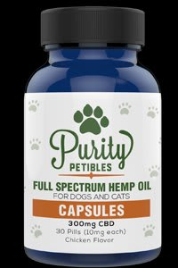 Purity petibles Capsules