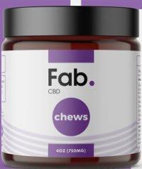 Fab CBD Chews