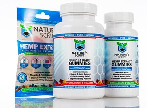 Hemp Gummies Nature's Script