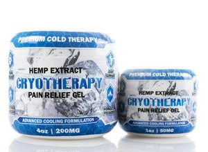 Hemp Pain Gel