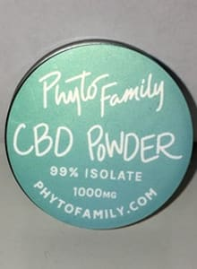 Photo Family CBD Powder